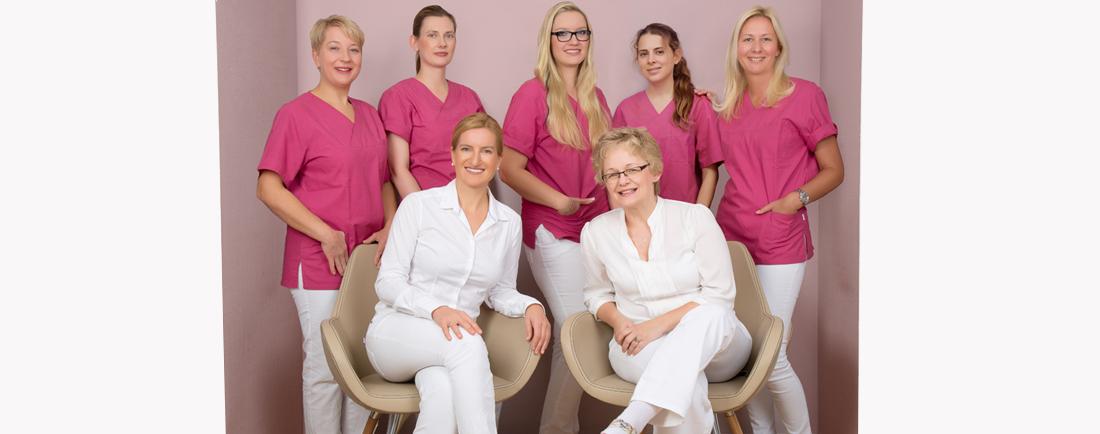 Hautarzt Kleinmachnow Team